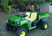 Like New 2008 John Deere Gator HPX 4X4 = $2400
