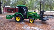 2004 John Deere 3320 4WD 29HP Turbo AC CAB 610 hrs