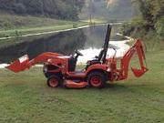 2012 Kubota BX25 TLB 23HP HST 60hrs