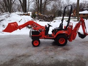 2003 Kubota BX22 TLB and more