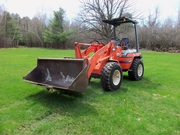 2000 Kubota R520 Articulating Wheel Loader