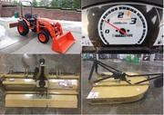 2013 Kubota B3300SU Tractor