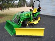 2011 John Deere 2305 Compact Tractor